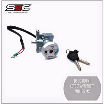 DSEC 00841 Anti-Theft Key Set for Yamaha Mio 125MX
