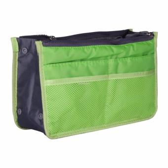 Dual Bag in Bag Organizer (Green)