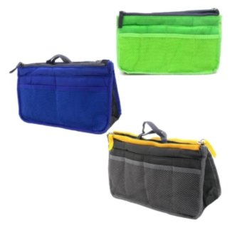 Dual Bag Organizer Set of 3