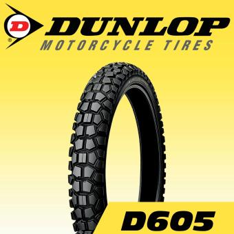 Dunlop Tire D605 4.60 - 18 63P Tubetype Motorcycle Tires