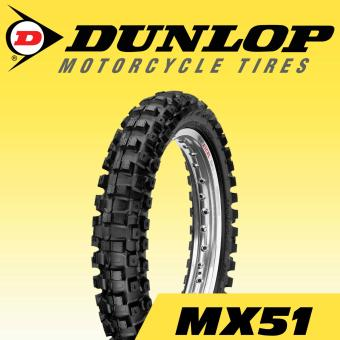 Dunlop Tire MX51 110/100-18 64M Tubetype Motorcycle Tires
