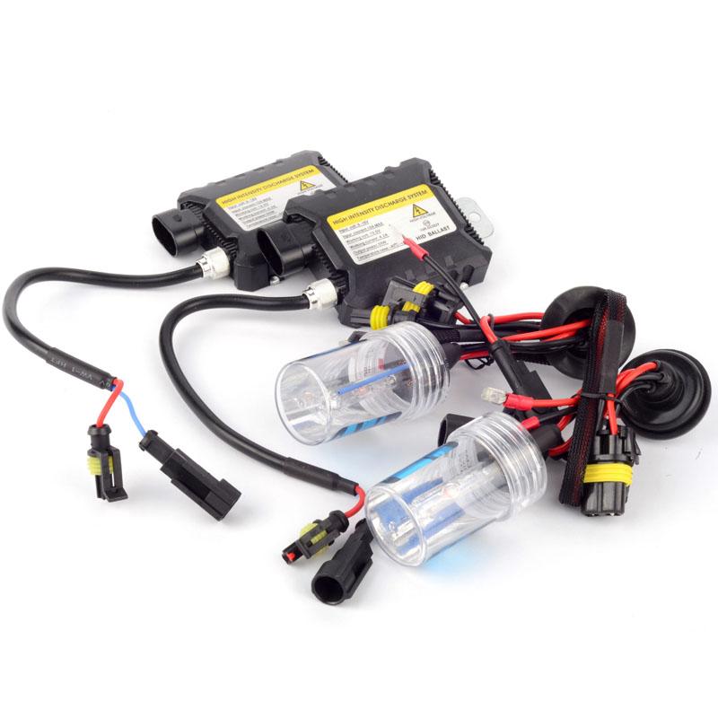 Easybuy New Hot Sale SLIM HID Xenon Kit 55W H7 6000K ...