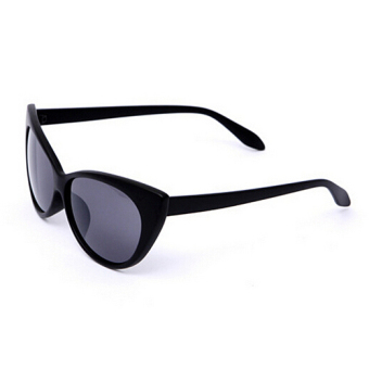 Easybuy Outdoor Fashion Women Vintage Punk Shades Cat Eye Style Sunglasses (Intl) - picture 2