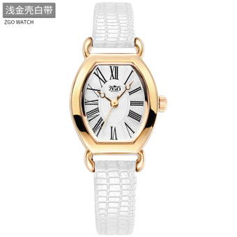 Elegant European and American watch female atmosphere watch strap