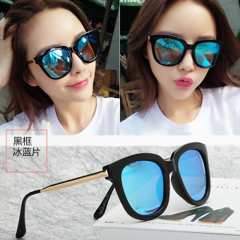 Elegant female polarized women's driving sunglasses sun glasses