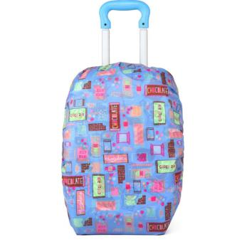 Elite Backpack Cover / Duffle Trolley Cover / Bag Cover / SchoolBag Trolley Cover - Chocolate Factory Price Philippines