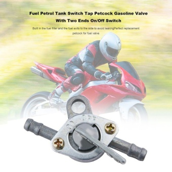 ERA Fuel Petrol Tank Switch Tap Petcock Gasoline Valve With TwoEnds On/Off Switch - intl Price Philippines