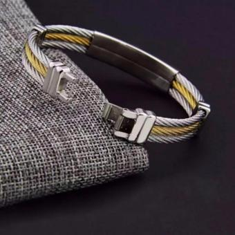 Eternal Jewelry Cross Jesus Premium Stainless Steel Bracelet - 3