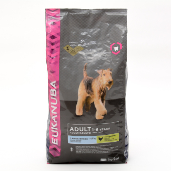 Eukanuba Adult Maintenance Large Breed Dry Dog Food 3kg