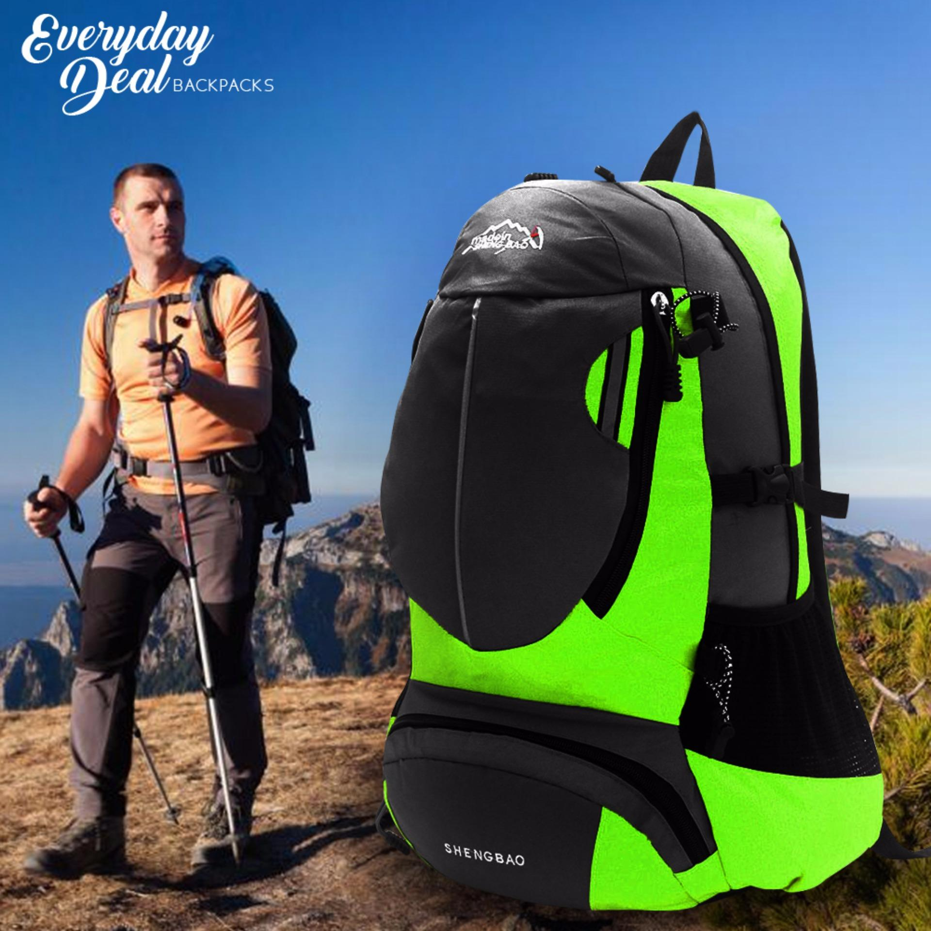 Everyday Deal Andrew Mountain Backpack Outdoor Sports Bag (Green)