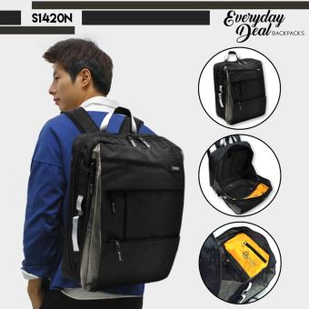 Everyday Deal S1420N Tubing Jeopardous Travel Backpack Price Philippines