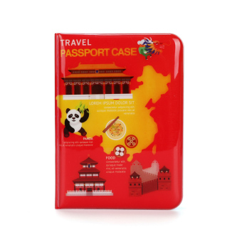 Export travel passport bag