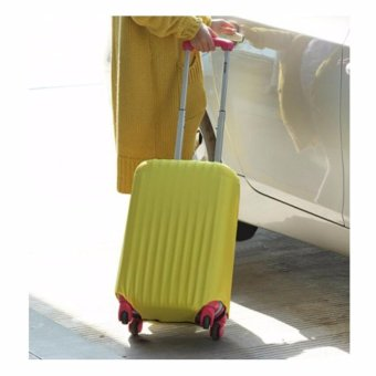 Extra Thick Suitcase Protective Anti-Scratch Luggage Cover (S 18into 20in) - 3