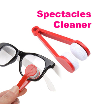 Eyeglass Sun glasses Microfiber Spectacles new Cleaner