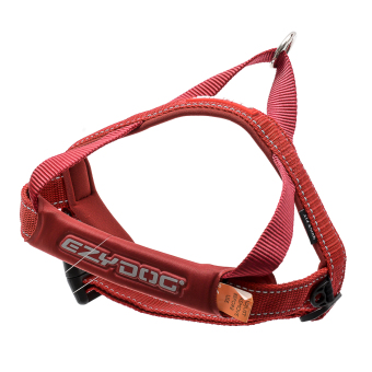 Ezydog Quickfit Harness (Red)