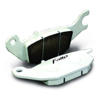 Faito Street Sport Racing Disc Brake Pad Honda CBR 150 (Carb Type)Rear