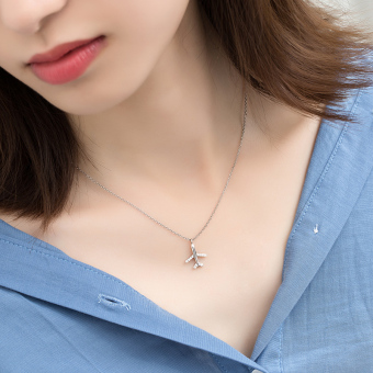 Fapo Jianyue airplane female necklace choker