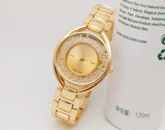 Fashion Quartz Watch Retro Casual Watch Simple Fashion Watch - intl Price Philippines