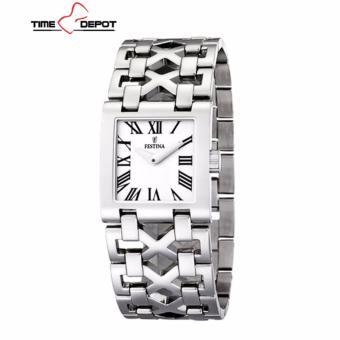 Festina F16466/5 Women's Silver Stainless Steel Analog Watch