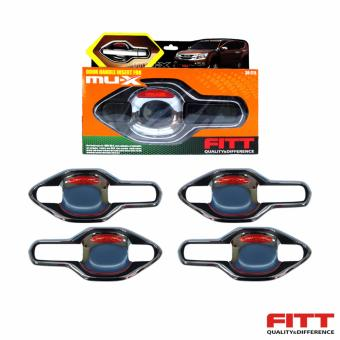 Fitt Door Handle Insert (4Pcs/Set) 30-211 For ISUZU mu-x 2013 Price Philippines