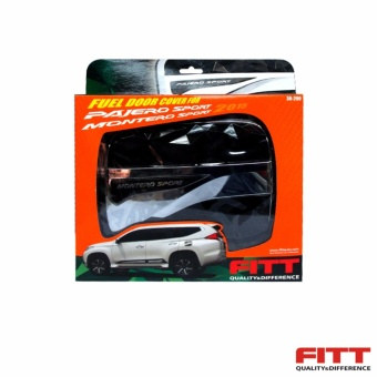 Fitt Fuel Tank Cover (30-260) For Mitsubishi Montero Sport 2016