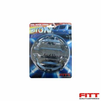 Fitt Triton 2005 Fuel Cap Chrome - 3