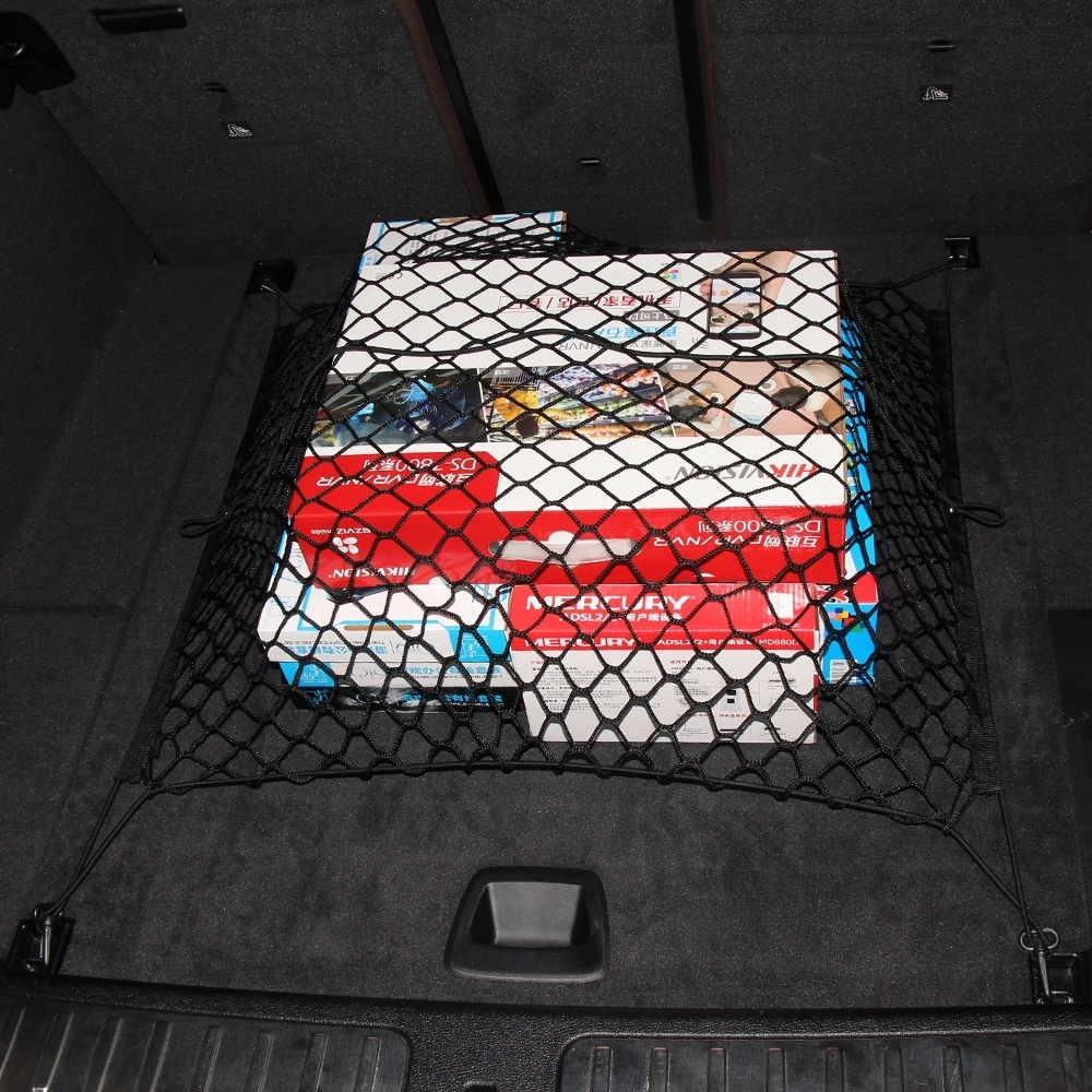 Philippines Floor Envelope Style Trunk Cargo Net For Honda Cr V