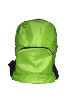 Foldable Bag Pack (Applegreen)