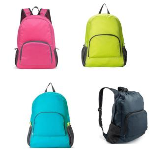 Foldable Bag Pack (Multi) Set of 4