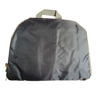 Foldable Bag Pack (Navy Blue) - picture 2