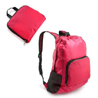 Foldable Lightweight Waterproof Travel Backpack (Pink)