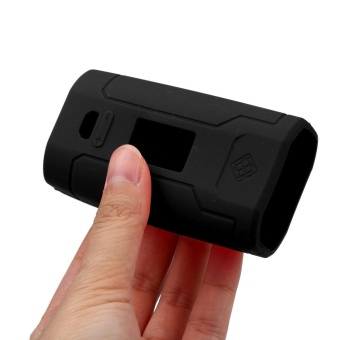 For Predator 228W MOD Box Silicone Case Skin Cover Bag Pocket Black- intl