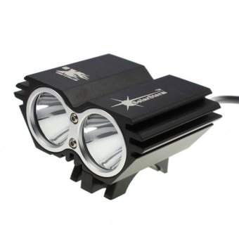 Fortress Solar Storm Bike Cree Headlight/Tail Light 2LED Price Philippines
