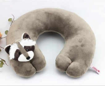 FP plush toy U shaped neck pillow pillow type U animal model Home Furnishing auto accessories accessories - intl Price Philippines