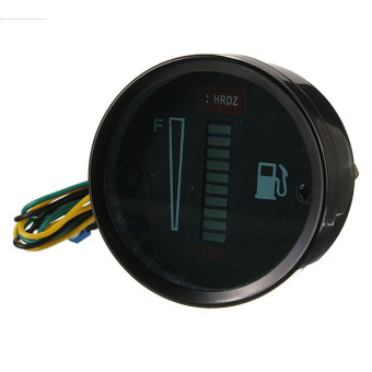 Fuel Level Meter Gauge Blue LED Price Philippines