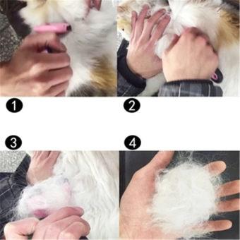 Furminator Deshedding Brush Tool for Dog / Cat L Pink - intl - 4