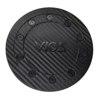 Gas Tank Cover for Toyota Vios 2013-2016 (Carbon)