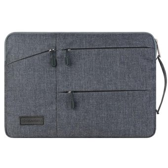 GEARMAX 14 Inch laptop sleeve for Acer/Dell/Lenovo/Asus/HP withHandle(Gray) - intl