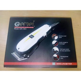 Gemei 1021 Heavy Duty High-Powered Dog Razor Electric Hair ClipperCutter for Pet Shaver Price Philippines