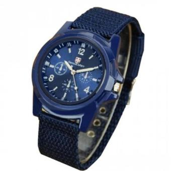 Gemius Army Military Sports Style Army Blue