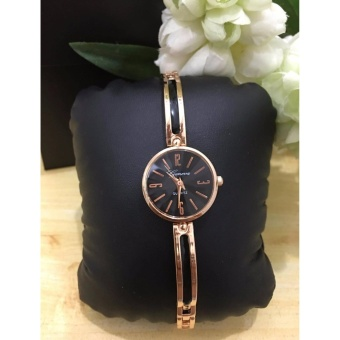 Geneva Claire Fashion Ladies Casual Bracelet Quarts Wrist Watch