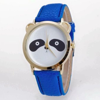 Geneva Cutie Panda Bear Wrist Watch (Blue) Price Philippines
