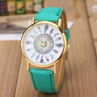 Geneva Full Face Dream Catcher (Green)