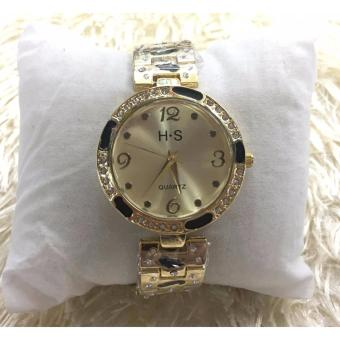 Geneva HS Marie Elegant Watch (Gold)