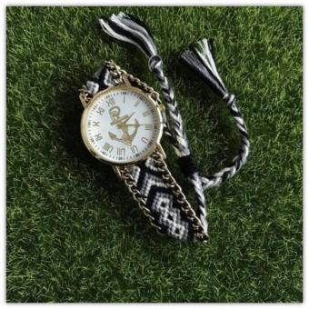 Geneva Yarn Fashion Anchor Watch (strap color may vary) Price Philippines