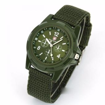 Genius Army Military Watch (Green)