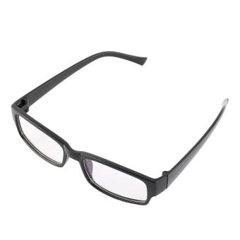 Gift Pc Tv Eye Strain Protection Glasses Vision Radiation Protection Glasses Black - intl - 2