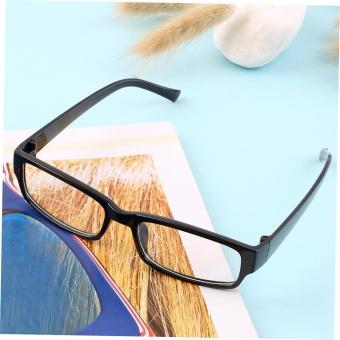 Gift Pc Tv Eye Strain Protection Glasses Vision Radiation Protection Glasses Black - intl - 3