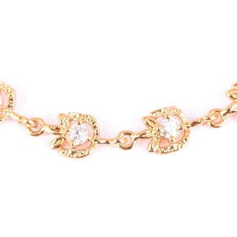 Glamorosa Majestic Bracelet (Gold) - 2