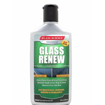 Glass Science 16244-SB Glass Renew 240ml Price Philippines